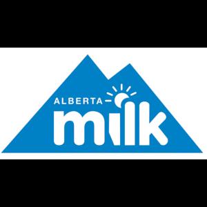 Alberta Milk logo