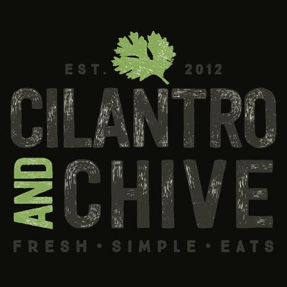 cilantro and chive logo
