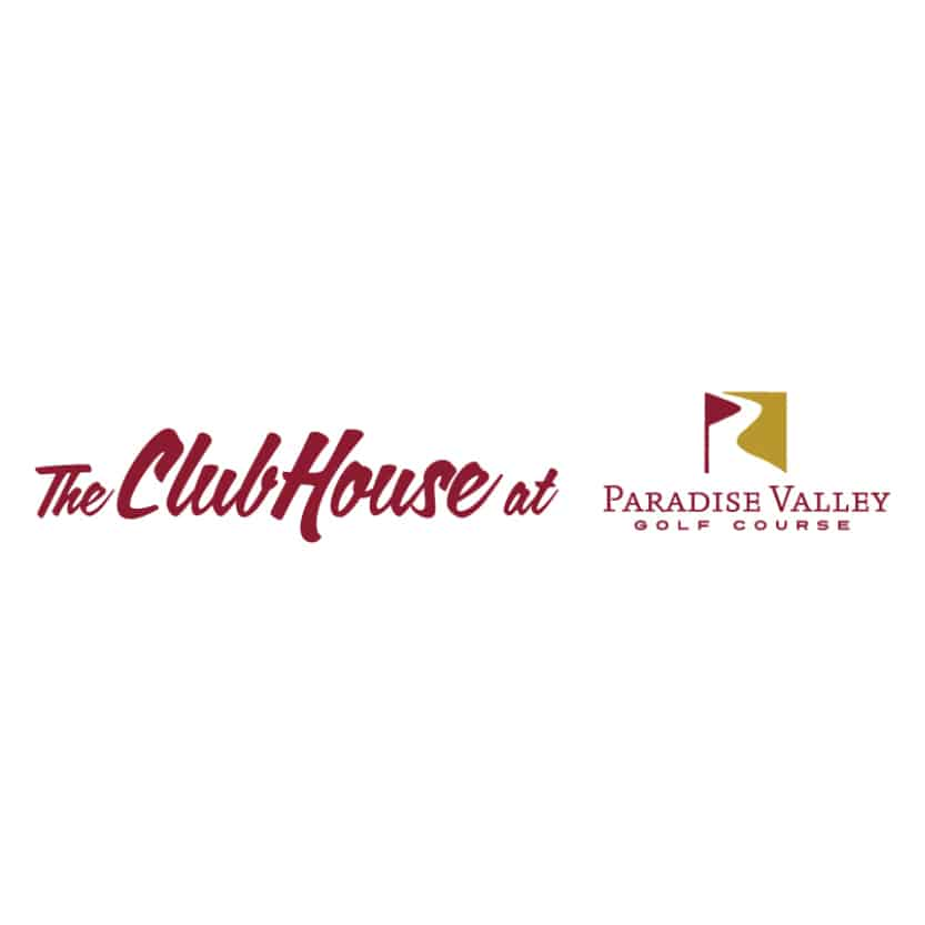 The Clubhouse at Paradise Valley logo