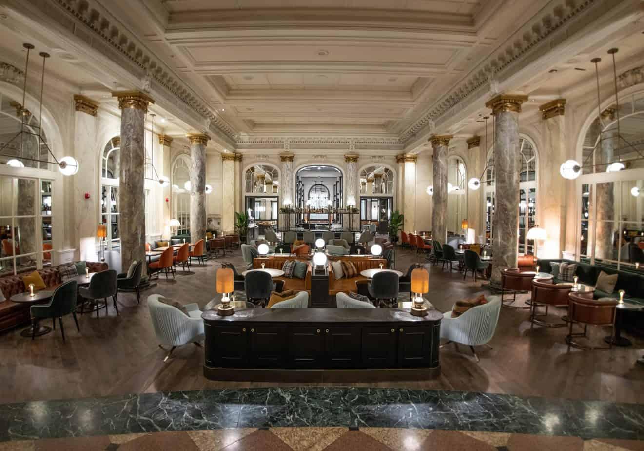 hawthorn lobby image