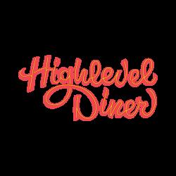 highlevel diner logo