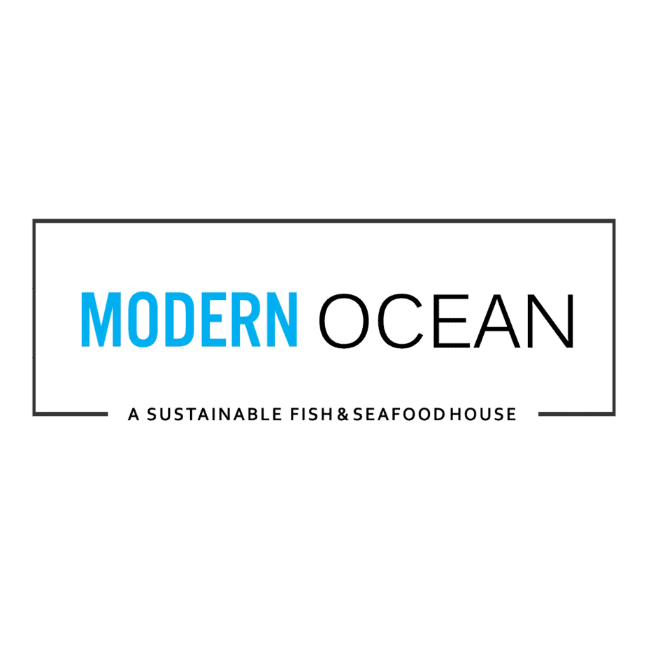 modern ocean logo