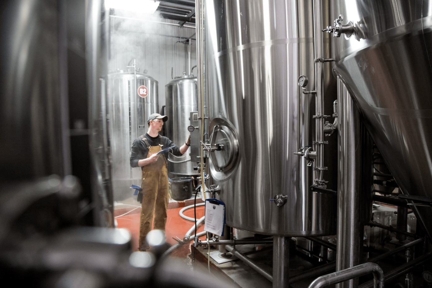 Read more about the article Brewery launches GHG emission reduction project