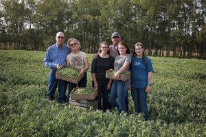 Edgar Farms family