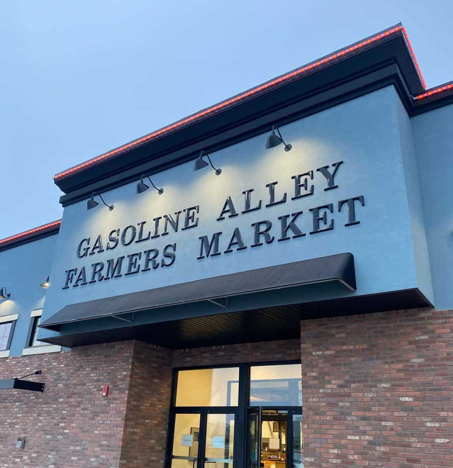 Read more about the article Meet the Gasoline Alley Farmers' Market!