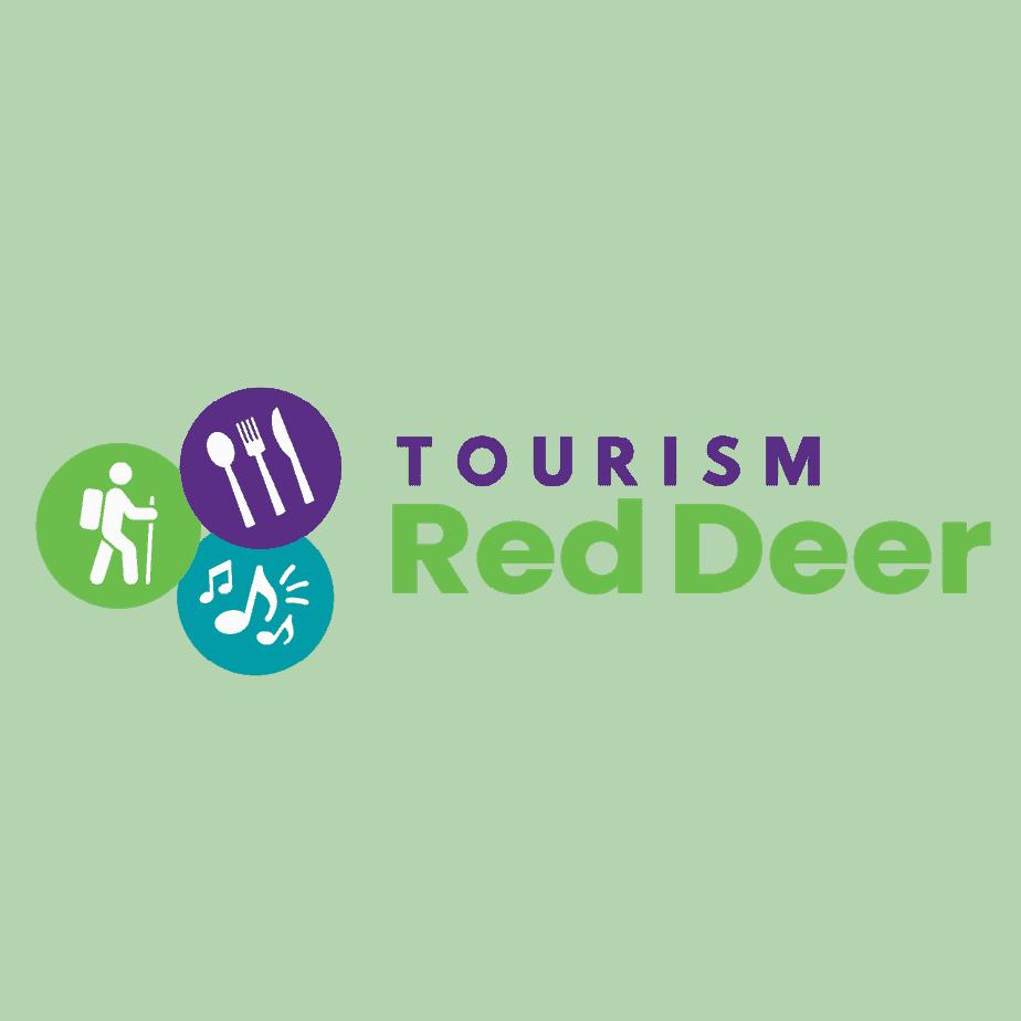 tourism red deer logo