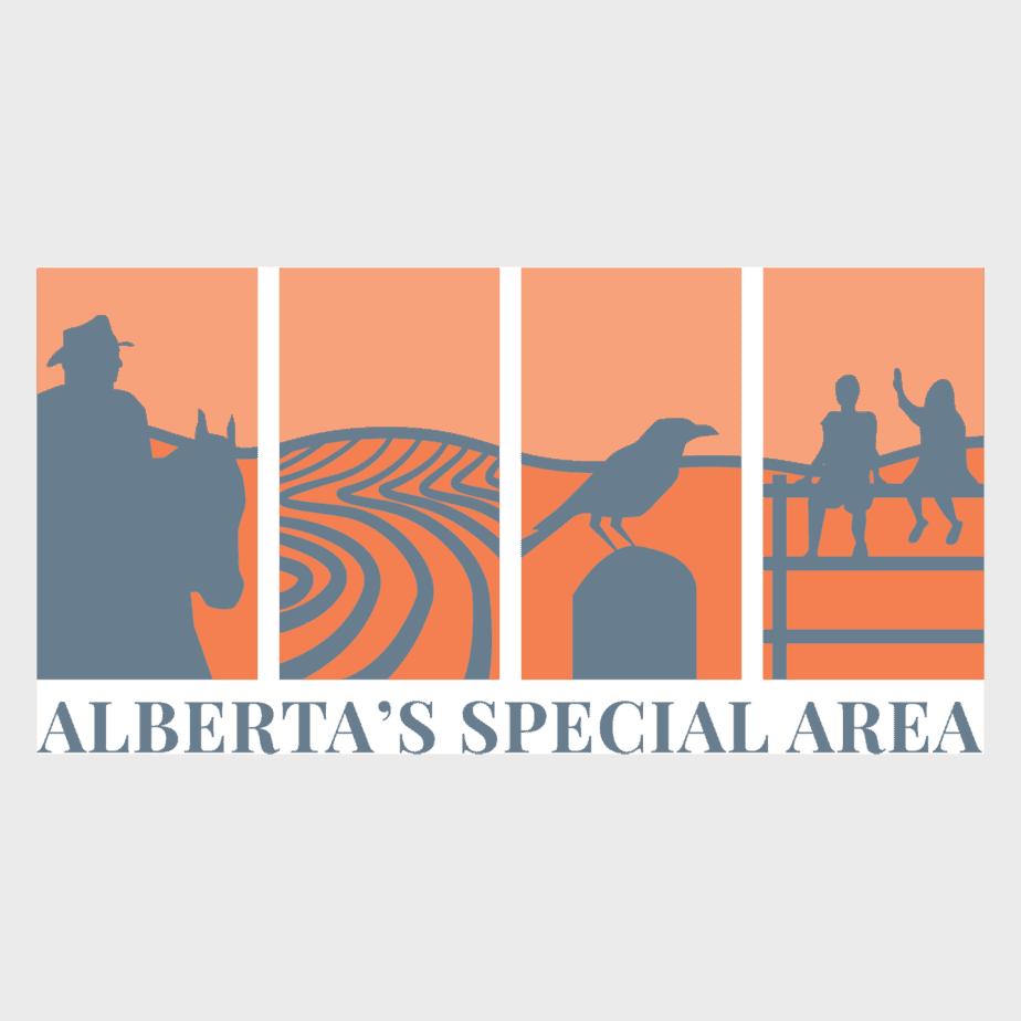 Alberta's Special Area logo