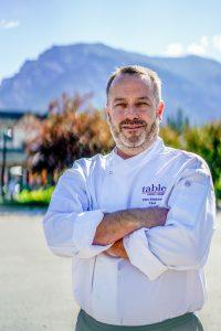 Chef Tim Matsell