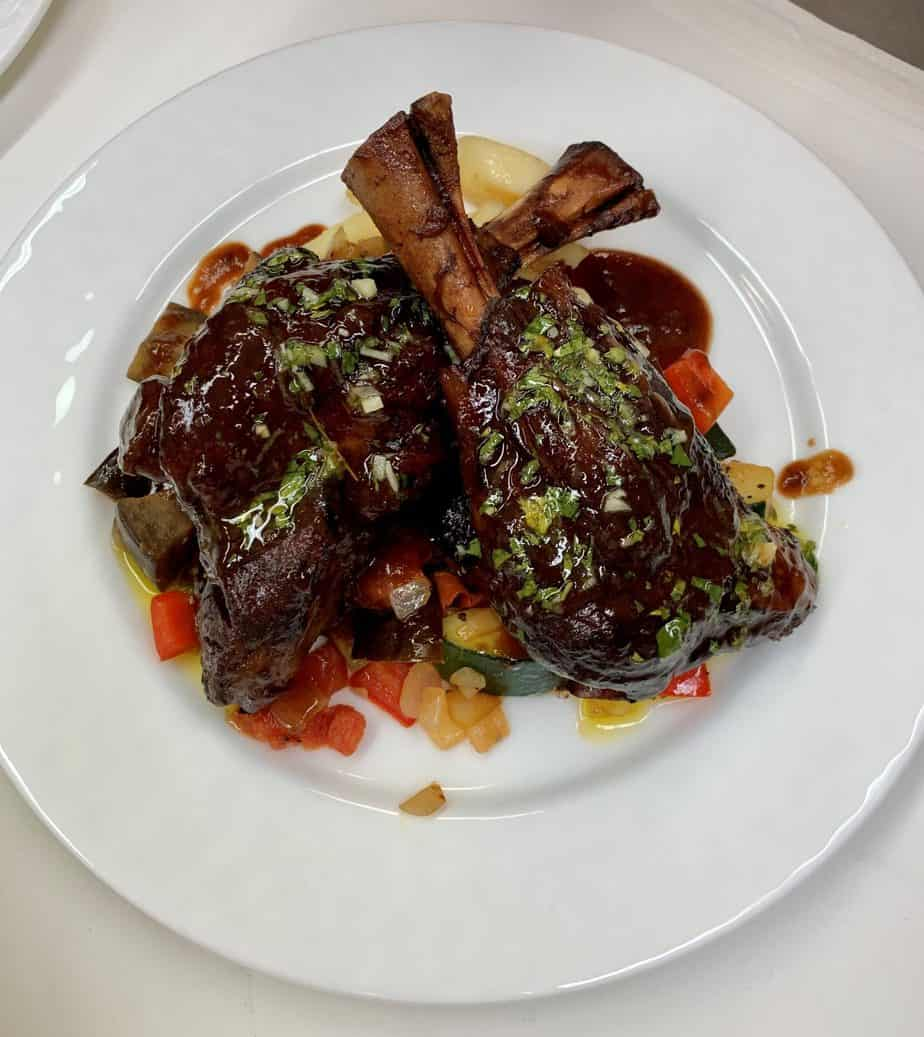 Read more about the article Alberta Lamb Shanks