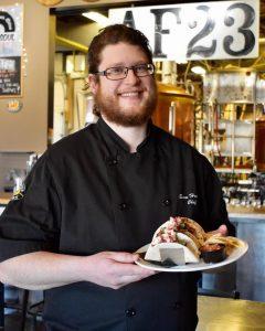 Chef Evan Howes