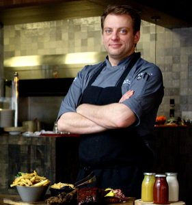 Chef Tim Barath