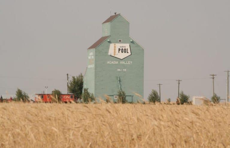 alberta's special area prairie elevator museum