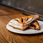 wild flour bakery haskap turnover