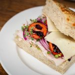 wild flour bakery turkey sandwich