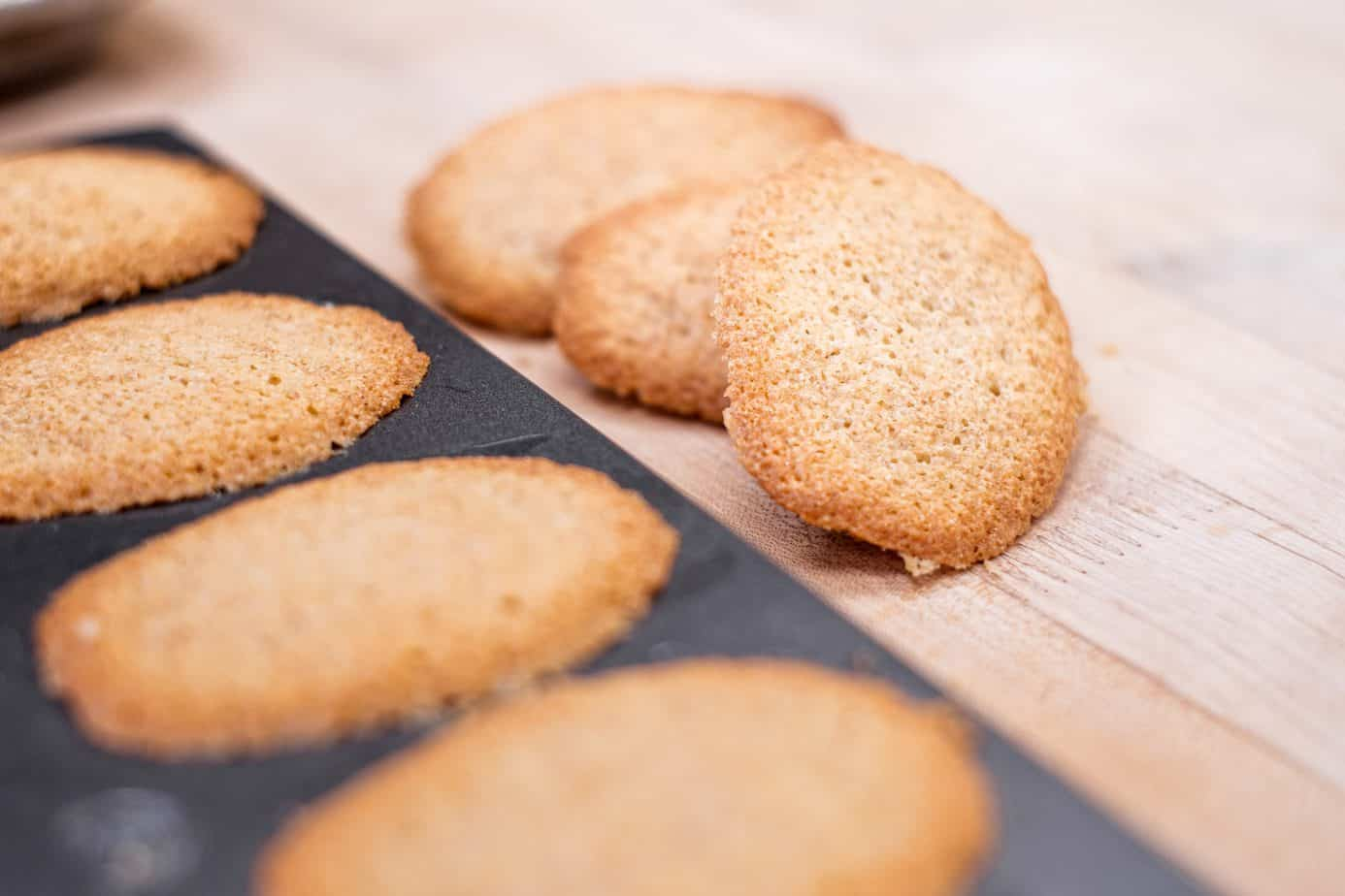 Read more about the article Spelt Madeleines