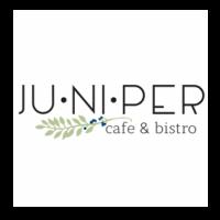 juniper cafe and bistro logo