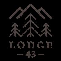 Lodge 43 logo