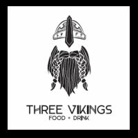 three vikings logo
